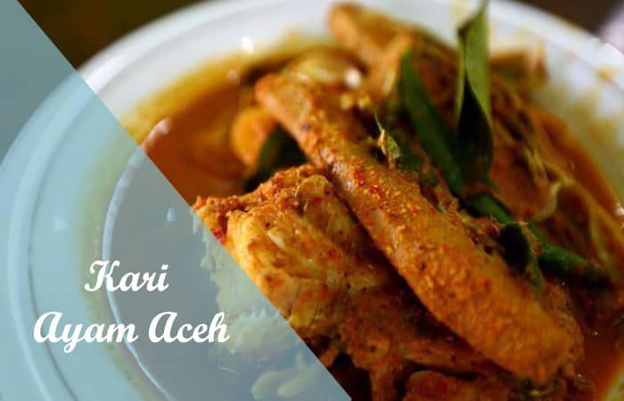 Resep Kari Ayam Aceh